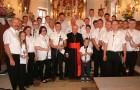 Anina nedelja pri sv. Antonu v Gorenjem Leskovcu